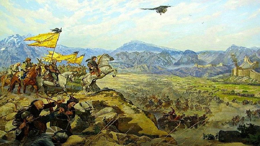 Bir Garip Kovalamaca: Baideng Savaşı